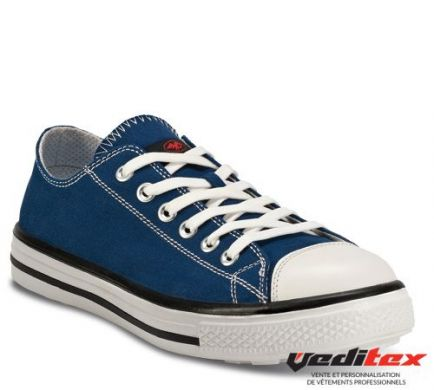 chaussure de securite type converse,photo basket converse