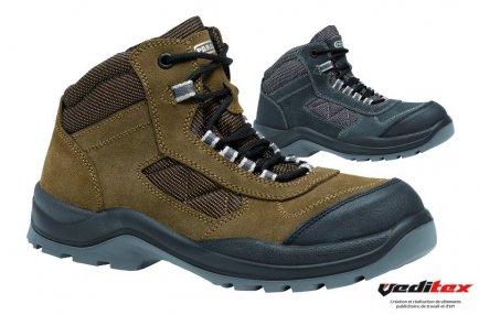 Pulga Chaussure De Sécurité S1p etxmquhyFR