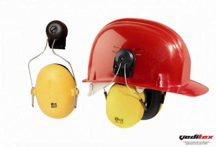 casque de chantier anti bruit coquilles anti bruit c1h pour casque chantier coquilles anti. Black Bedroom Furniture Sets. Home Design Ideas