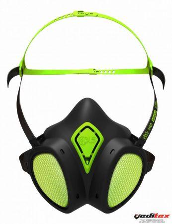 demi masque anti virus