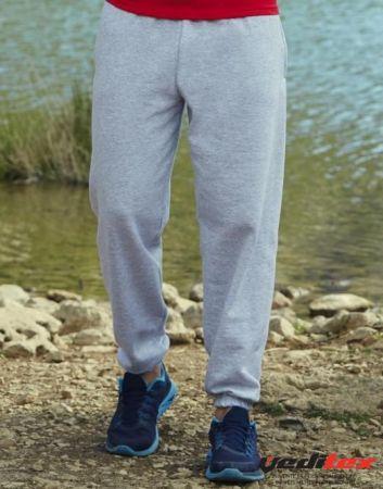 Pantalon de jogging homme, bas serré, 280 g  m2, 80 20 775084311289