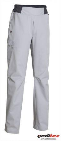 Pantalon de cuisine avec ceinture en maille flex 39 r molinel pantalons de cuisine homme - Pantalon de cuisine molinel ...