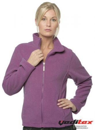 b5845b9823 Veste polaire femme zippée 885.33 [RESULT] Polaires femme, modèle R085F
