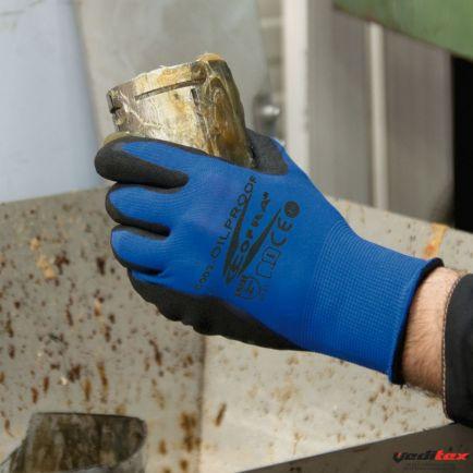 gants bûcheron taille 12