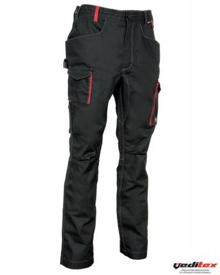Pantalon de travail coupe slim stretch  WALCOURT