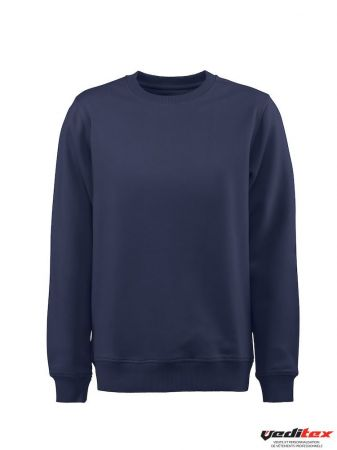 "Sweat shirt col rond, 280 g/m2, 60/40 coton/polyester  SOFTBALL RSX"" 2262048"