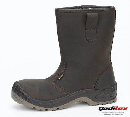 détaillant en ligne 370a7 38feb Chaussures de sécurité hiver type bottes