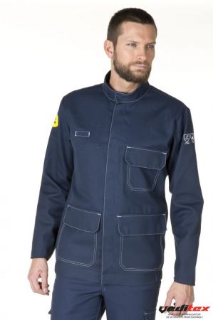 "Veste - Blouson multirisques ATEX TECHPROTECT "" TECHVE88AS """