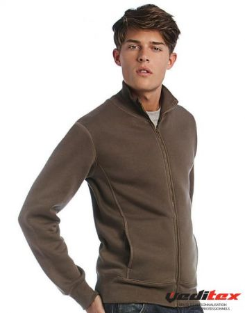 Veste sweat-shirt zippé - 203.42