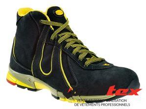 de47518768 Chaussures de sécurité montantes norme S3