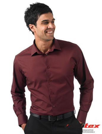 "Chemise manches longues"" TAILORED"" 786.00"