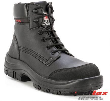 énorme réduction 5b06a 70175 Chaussures de travail italiennes haute de gamme FTG