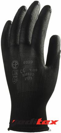 "Gants de protection tricoté Nylon, enduction PU "" 6040"""