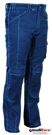 Pantalon de travail  en stretch PEARLAND