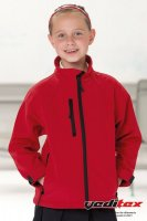 "Veste Softshell enfant  ""418.00"""