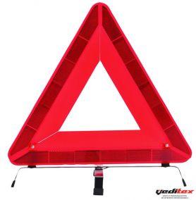 signalisation de sol mouillé triangle et ruban de
