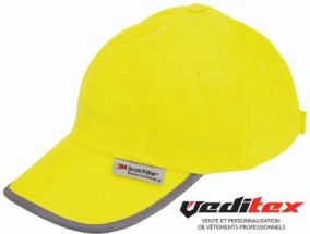 Casquette fluorescente sans protection  ''335.34''