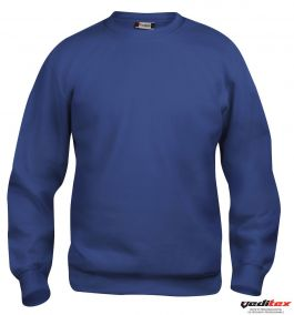 Sweat shirt col rond basic unisexe, 280 g/m2
