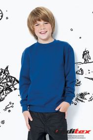 "Sweat-shirt molletonné enfant 280 g/m2  ""286.52"""