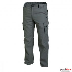 Pantalon de travail Coton/Polyester OPTIMAX BARROUD 2029