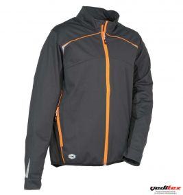 Veste de travail softshell ,Stretch 100% polyester,  GALPONES