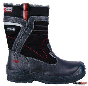 Chaussures de sécurité hiver et bottes fourrées