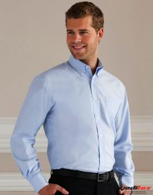 Chemise manches longues OXFORD - 732.00