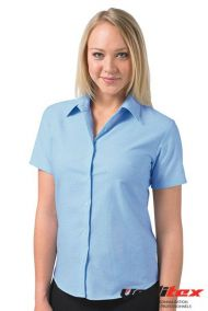 Chemise manches courtes, repassage facile OXFORD - 701.00