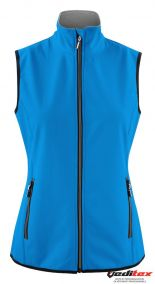 Gilet softshell stretch bodywarmer femme - TRIAL Bodywarmer