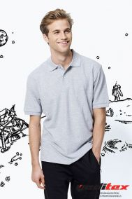 "Polo homme  215 g/ m2 ""539.52"""