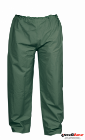 "Pantalon de pluie enduction PVC souple, 270g/ m2 ""RAINBOW"""