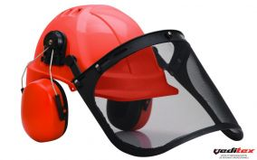 Casque de protection de la tête complet forestiers - PW98