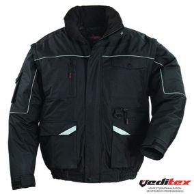 Blouson RIPSTOP multipoches manches amovibles 5BMR