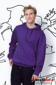 "Sweat-shirt à capuche homme 280 g/m2  ""276.52"""