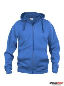 Sweat shirt capuche HOODY zippé