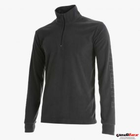 Sweat Micro polaire zippé  100% polyester 158540