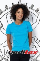 "Tee-shirt femme coupe droite  ""134.52"""