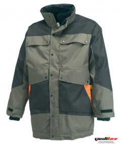 "Parka 4 en 1  G ROK  ,polyester enduction PVC  ""2787 """