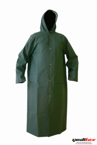 "Manteau de pluie enduction PVC souple, 310 g/ m2  ""TE35"""