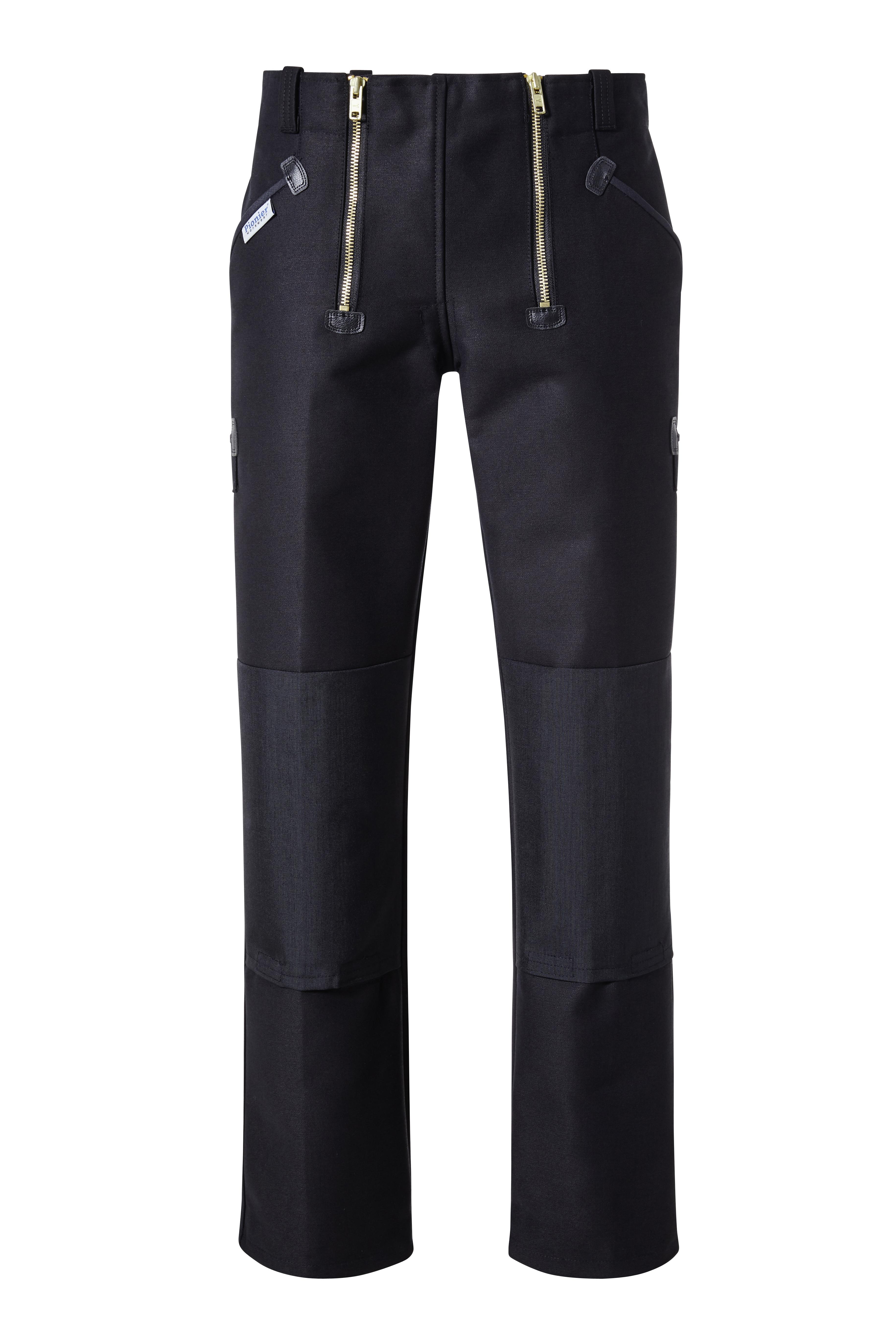 pantalon de travail pour charpentier en moleskine avec renfort genoux 330 pionier v tements. Black Bedroom Furniture Sets. Home Design Ideas