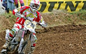 YVES DEMARIA CHAMPION DU MONDE MX3 2004 / 2006 / 2007