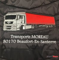 Broderie Transport Moreau
