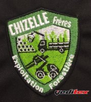 Broderie Chizelle